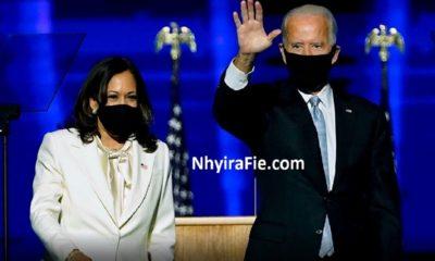 Kamala Harris And Joe Biden push forward with plans for office