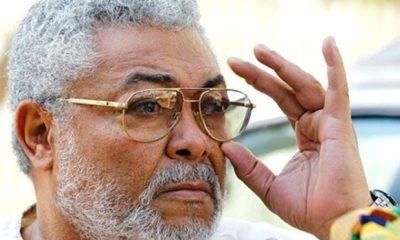 Former President Jerry John Rawlings is dead