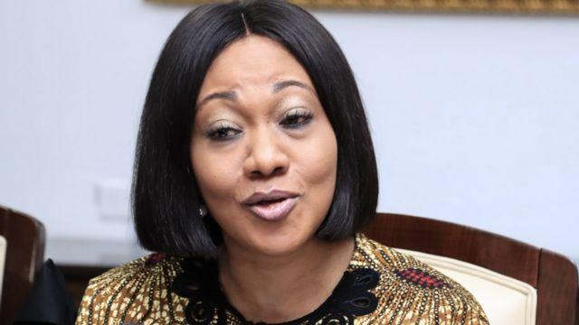 Madam Jean Adukwei Mensa - Ghana EC Chairperson