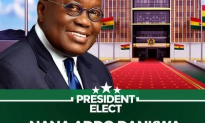 2020 Ghana President-Elect Nana Akufo-Addo