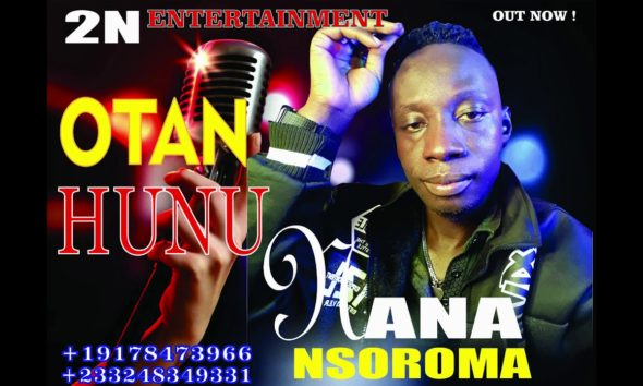 Otan Hunu by Nana Nsoroma