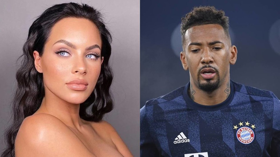 Bayern Munich player Jerome Boateng And ex-girlfriend