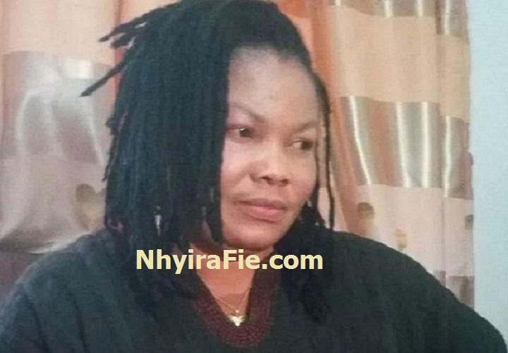 (Okomfo) Priestess Dr Patricia Asiedu aka Nana Agradaa